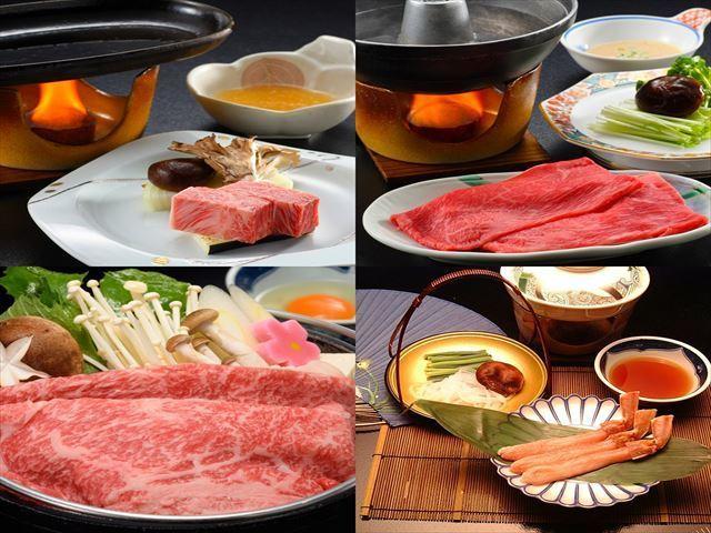 夕食チョイス(山形牛)