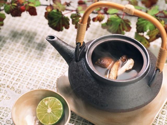 【秋季限定】松茸の土瓶蒸し