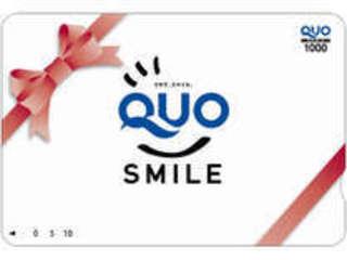 QUO card (1,000 yen)