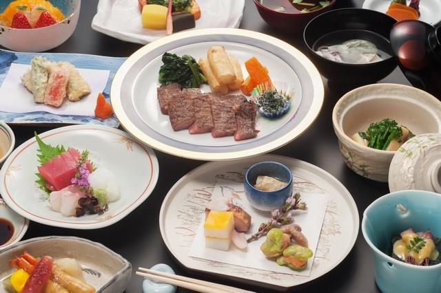 御料理~お肉メインのイメージ~