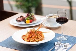 イタリアンレストラン アンジュ 御料理一例