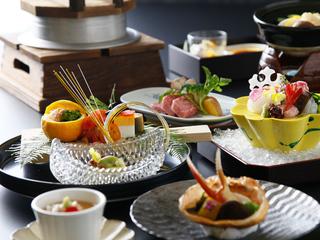 ◆旬食材を使用した季節のお食事※一例