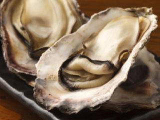 季節の一品・焼き牡蠣