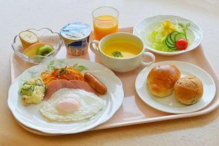 朝食が付いてこの価格!朝食付プラン☆★