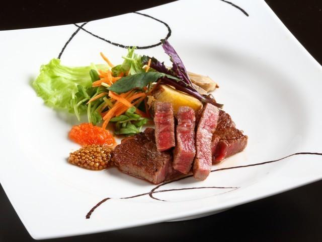 【個室食確約】高千穂牛プレミアムコース 和のオーベルジュで非日常体験